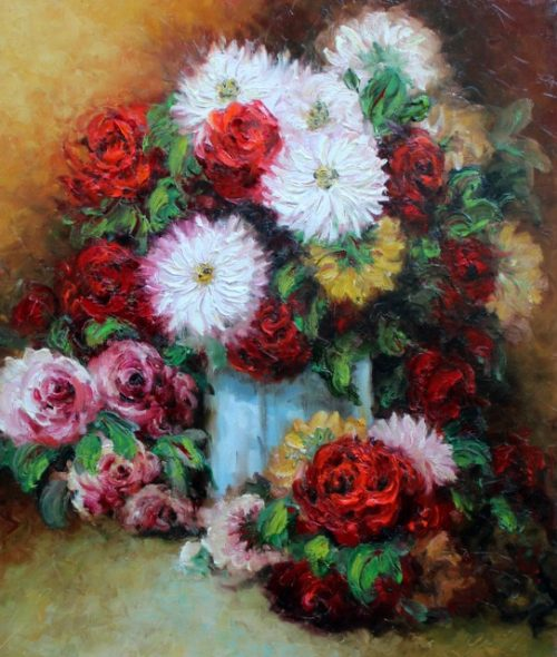 Color Rich by Anna Good. (Oil Still Life Painting)