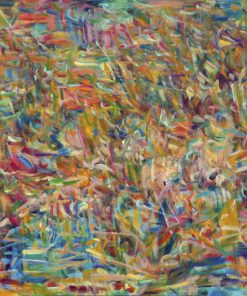 Immersion 1 by Kathryn Arnold. (Abstract Oil Painting)