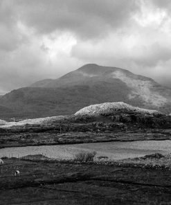 Connemara View, Co. Galway by Doug Plummer. (Ireland Countryside Photograph)