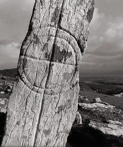 Cross Slab, Co. Kerry by Doug Plummer. (Ireland Countryside Photograph)