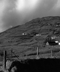 Donegal Road by Doug Plummer. (Ireland Countryside Photograph)