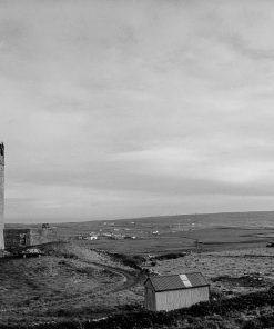 Doonagore Castle, Doolin, Co. Clare by Doug Plummer. (Ireland Countryside Photograph)