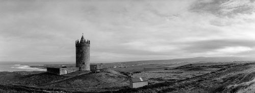 Doonagore Castle, Doolin, Co. Clare by Doug Plummer. (Ireland Countryside Photograph)