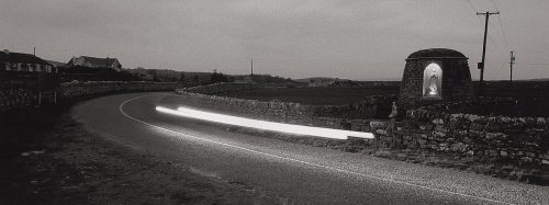 Headlights, Kilfenora, Co. Clare by Doug Plummer. (Ireland Countryside Photograph)