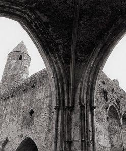 Rock of Cashel, Co. Tipperary by Doug Plummer. (Ireland Countryside Photograph)