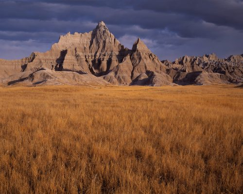 Storm Over The Badlands by John Barger. (Landscape Photography)