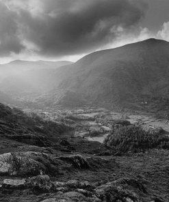 Healy Pass, Co. Cork by Doug Plummer. (Ireland Countryside Photograph)