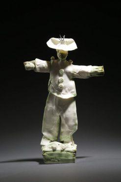 Cocky by Inge Roberts. (European Ceramic Sculpture)