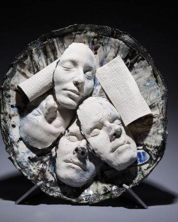 Resting by Inge Roberts. (European Ceramic Sculpture)