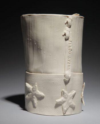 Toque by Inge Roberts. (European Ceramic Sculpture)