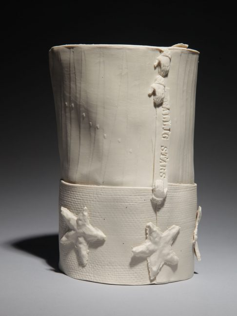Toque by Inge Roberts. (European Ceramic Sculpture)