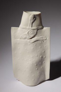 Vessel by Inge Roberts. (European Ceramic Sculpture)