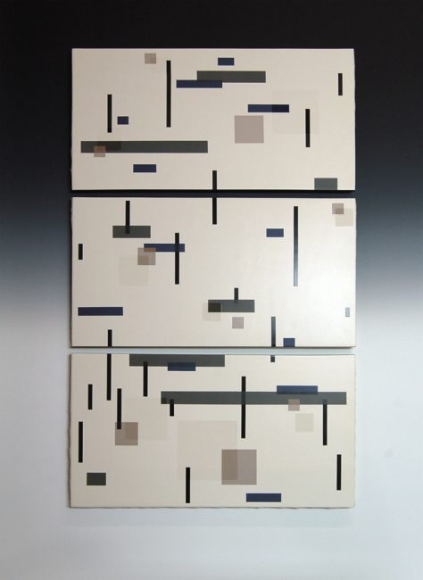 Volley by James Aarons. (Ceramic Wall Sculpture)