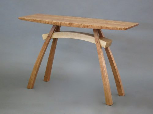 Arc-Trestle Hall Table by Steven M. White | AmericanArtwork.net