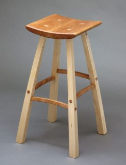 Barstool by Steven M. White