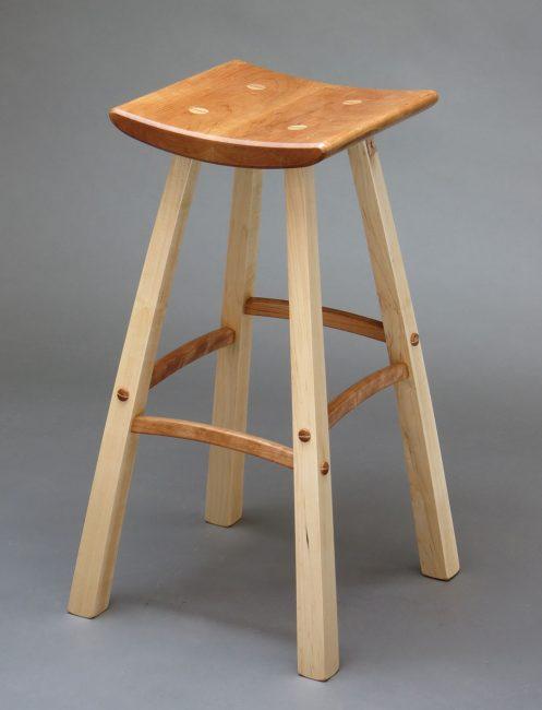 Barstool by Steven M. White | AmericanArtwork.net