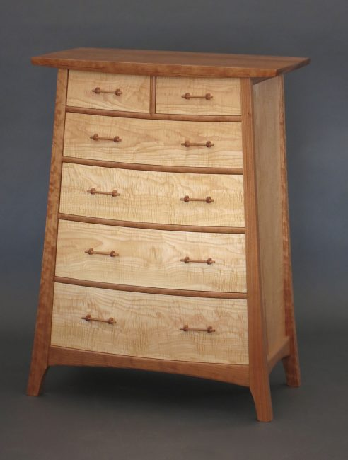 Concentric Dresser by Steven M. White | AmericanArtwork.net