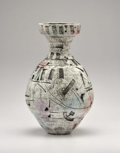 Vase. Ceramic Sculpture by Boyan Moskov.