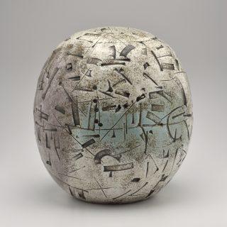 Medium Closed Form. Ceramic Sculpture by Boyan Moskov. | American ...