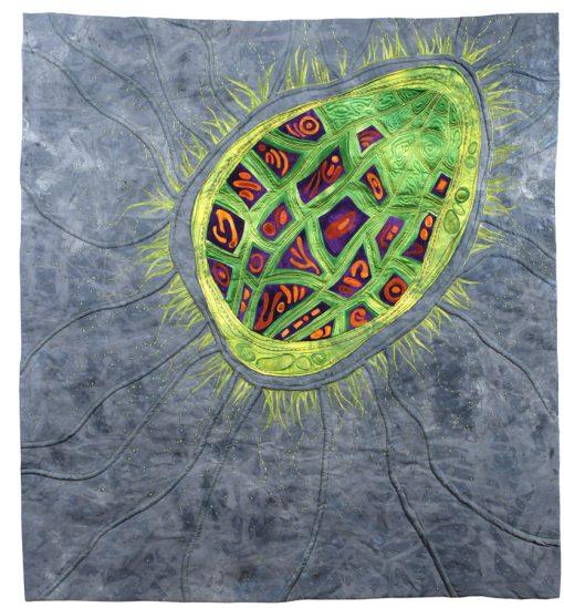 Seed Dreaming I by Karen Kamenstzky