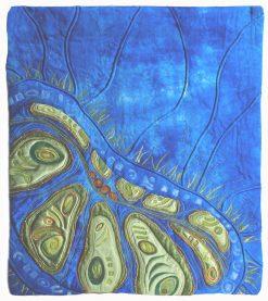 Seed Dreaming II by Karen Kamenstzky