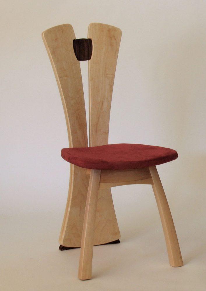 Split-Back Chair by Steven M. White