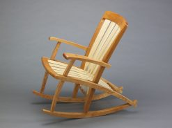 Wishbone Rocker by Steven M. White