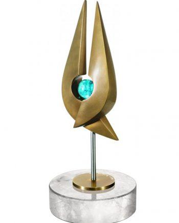 Bliss I by Tom Bollinger (Bronze Sculpture)