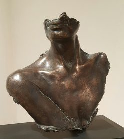 Tina I by Gerald Siciliano (Metal Sculpture)