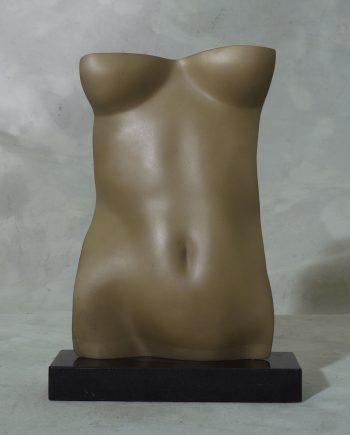 Torsolino by Gerald Siciliano (Metal Sculpture)