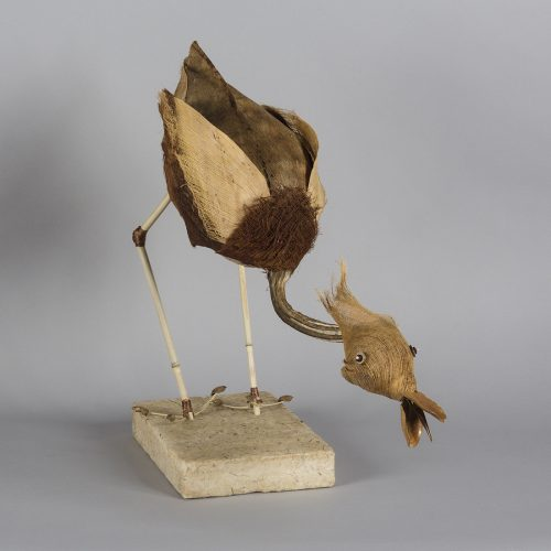 Honker by Phyllis B Thelen (Fiber Assemblage)