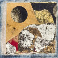 Migratory Moment by Andrea Tucker-Hody (Textile Wall Art)