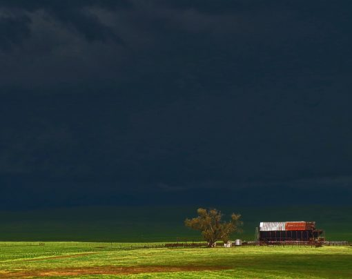 Calm After Storm by Christopher Petrich (Photograph)