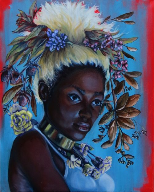 Esi by Tabitha Whitley (Oil Painting)