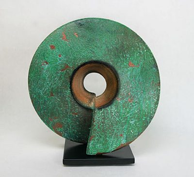 Wow Sculpture Verde Patina- 72 dpi