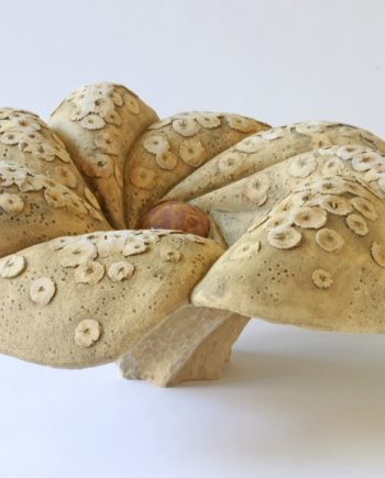 Summer Harvest by Emil Yanos (Ceramic Sculpture)