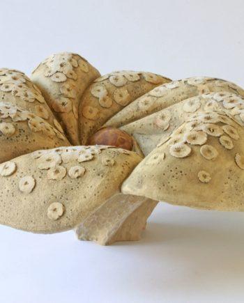 Summer Harvest by Emil Yanos (Ceramic Sculpture)