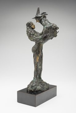 The Uniting by Zak Zaikine (Metal Sculpture)
