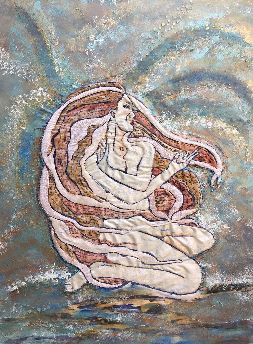 Karen Schuman art textiles - American Artwork