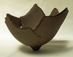 Pieced Bowl by Kris Marubayashi (Ceramic Vessel) | American Artwork