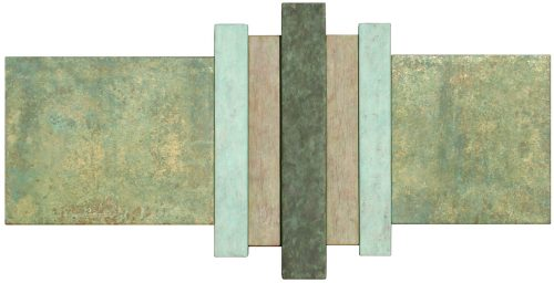 Wallpiece 06.10 by David M Bowman (Metal Wall Sculpture) | American Artwork