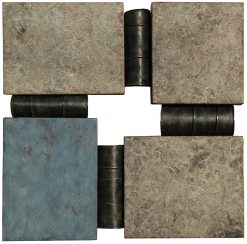 Wallpiece 09.13 by David M Bowman (Metal Wall Sculpture) | American Artwork