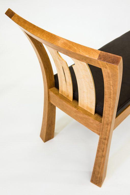 Bench  by Todd Bradlee (Hand-built Wooden Bench) | American Artwork