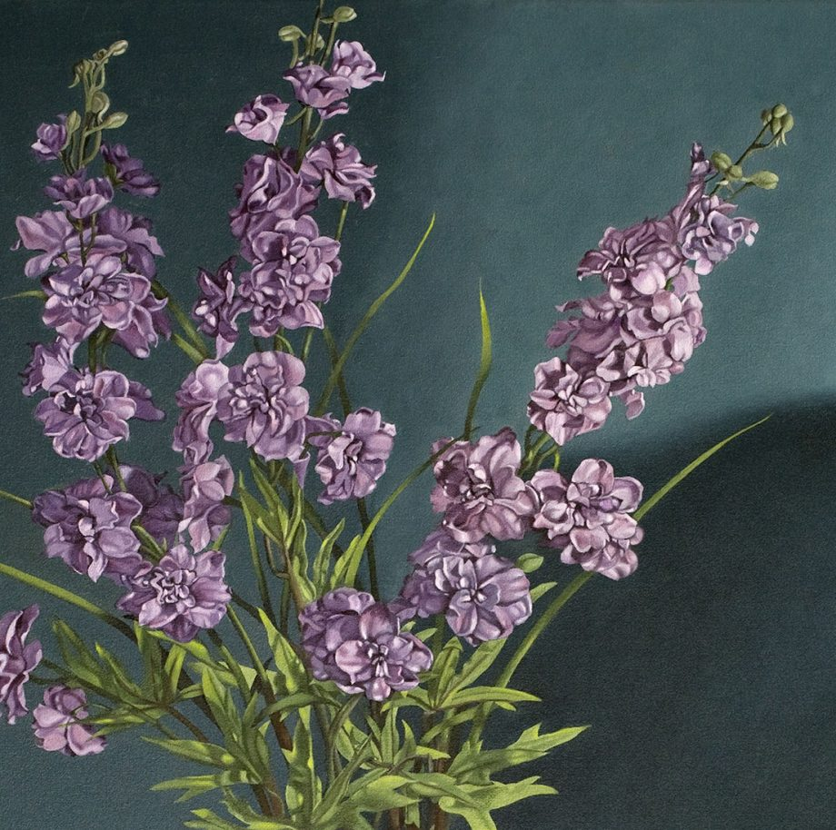 Flowers by Rebecca Gabriel (Giclée Print on Canvas) | American Artwork