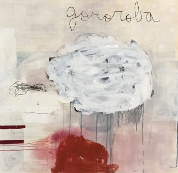 Gororoba by Silvia Poloto (Abstract Mixed Media Painting) | American Artwork