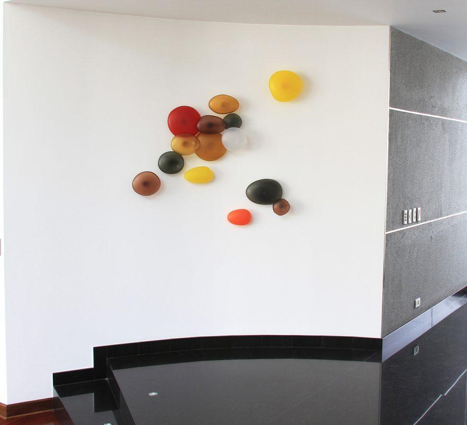 Christopher Jeffries Art Glass on American Artwork