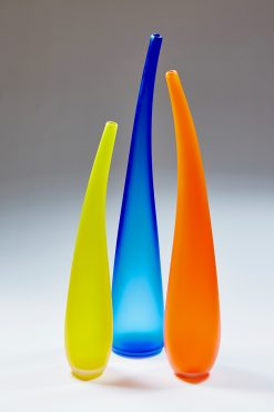 Christopher Jeffries Art Glass on American Artwork
