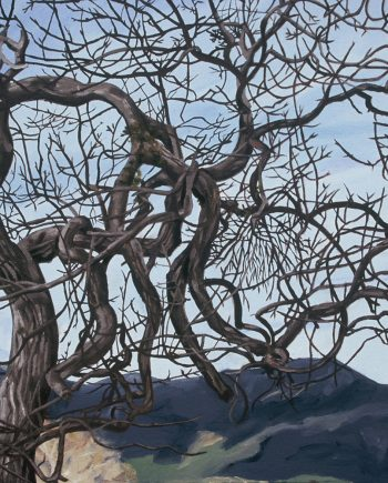 White Oak by Rebecca Gabriel (Oil Painting) | American Artwork