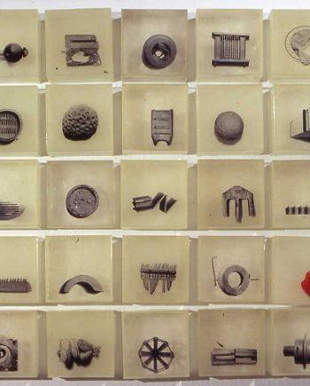 Crush Series by Silvia Poloto (Fiberglass & Resin Boxes) | American Artwork