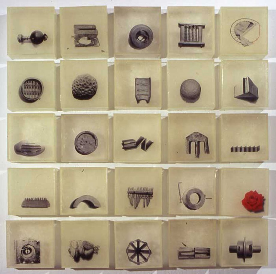 Crush Series by Silvia Poloto (Fiberglass & Resin Boxes)   American Artwork